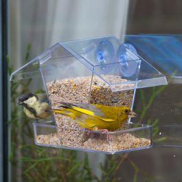 Fuglehus til vinduet Kreta