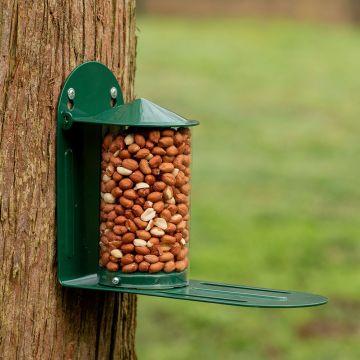 Metal foderhus til egern
