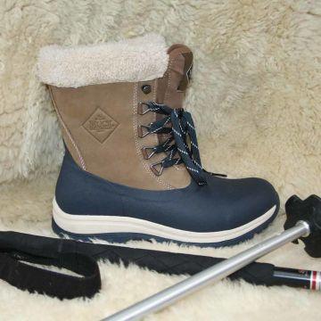Muck Boots Arctic Lace, halvhøjt skaft