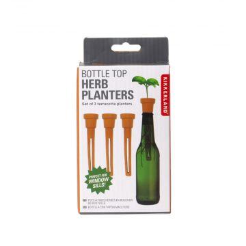 Plantekrukker til flaske