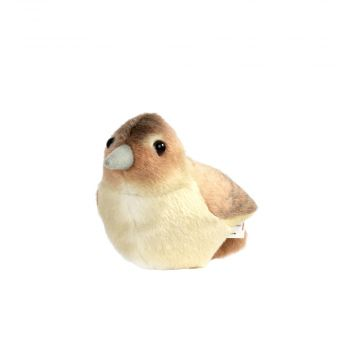 Singing Bird Soft Toy Nattergal