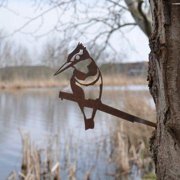 Metalbird Kungsfiskare