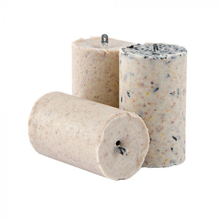 Genfyldningssæt - Fedtsøjler (3x 500 ml)