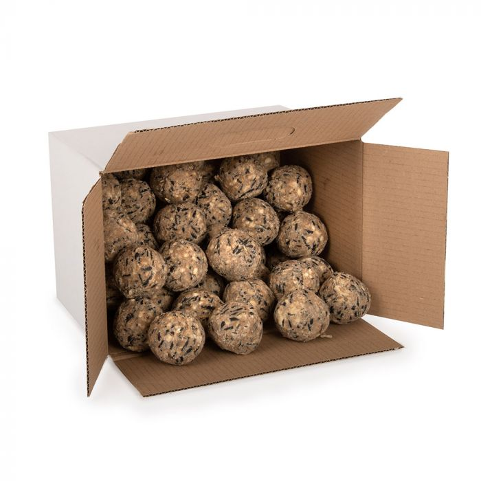 Kasse med mejsekugler Supreme 50 stk