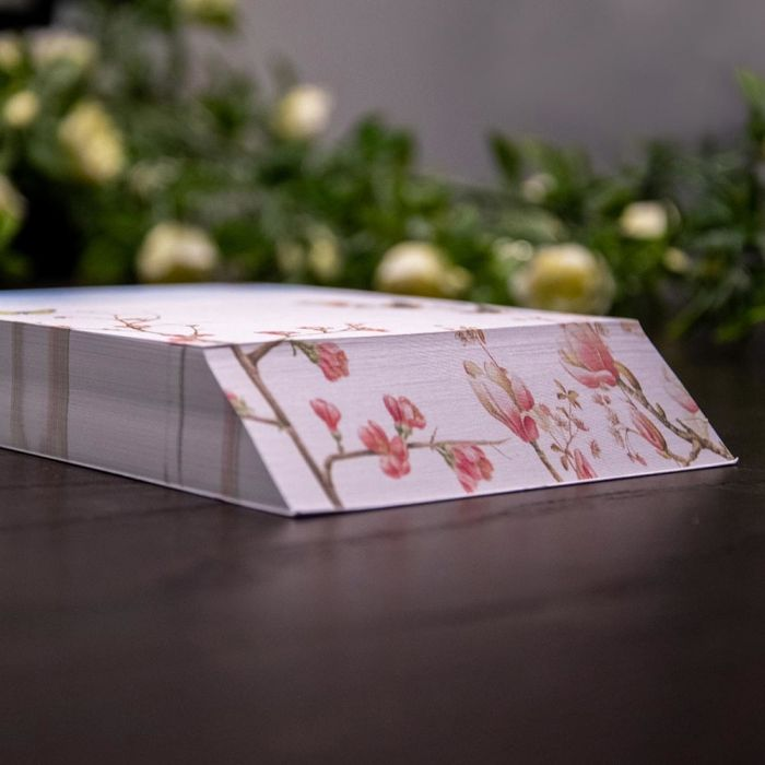 Notesblok Magnolia - Janneke Brinkman