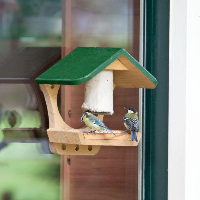Fuglehus til vinduet Michigan