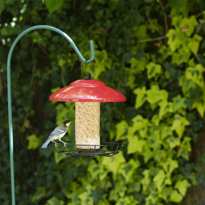 Bunbury Fedtholder, rød