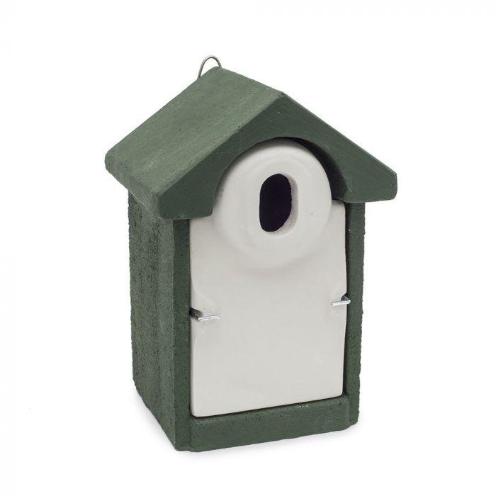 Redekasse WoodStone® Sevilla oval - Grøn
