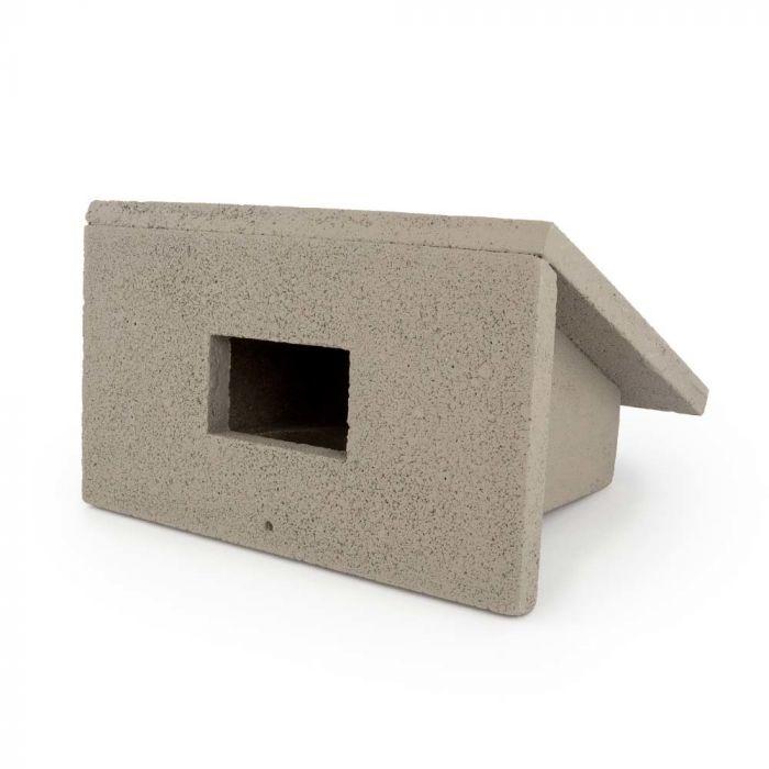 Mursejler redekasse WoodStone® skrå