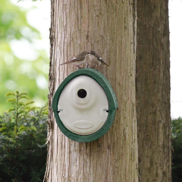 Redekasse WoodStone® Alicante 32 mm - Grøn