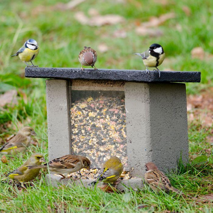 Markutfodringsstation av WoodStone®