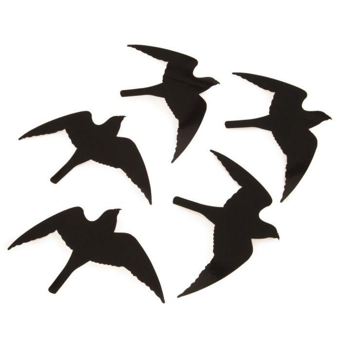 Fugleklistermærker