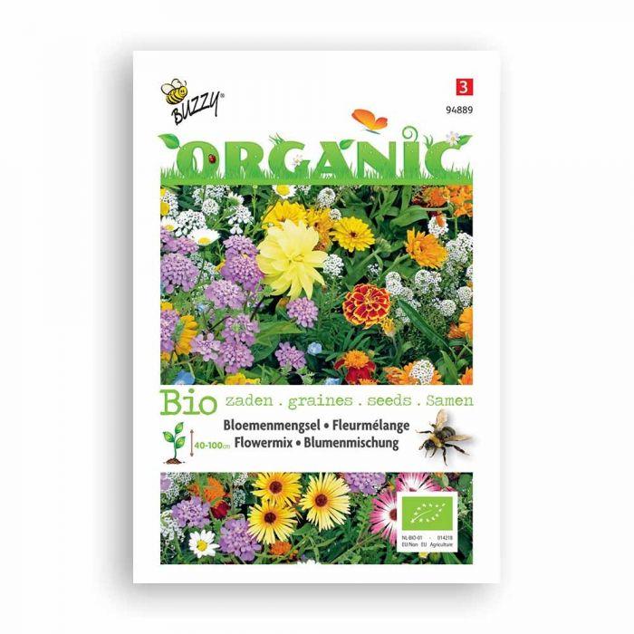 Blomsterfrøblanding til bier