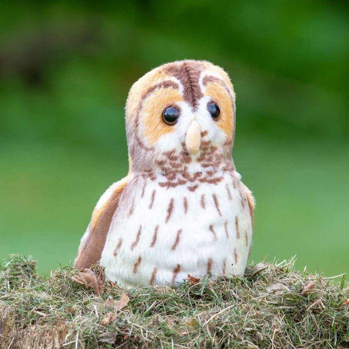 Singing Bird Soft Toy Natugle