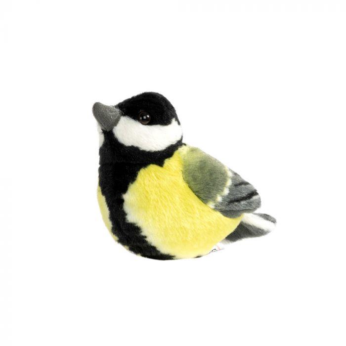 Singing Bird Soft Toy Musvit