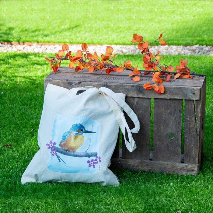 Bomuldstaske isfugl – Myrte