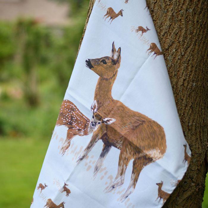 Viskestykke, hjort – Myrte