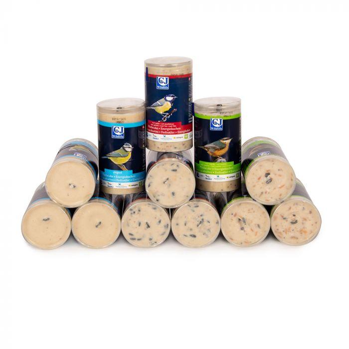 Genfyldningssæt - Fedtsøjler (12 x 500 ml)