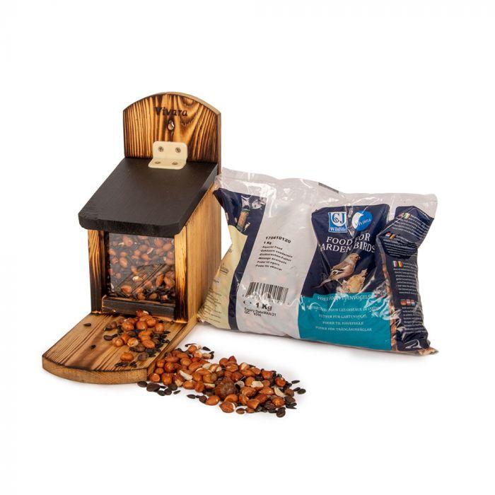Egernpakke Victoria (Hus + Foder)