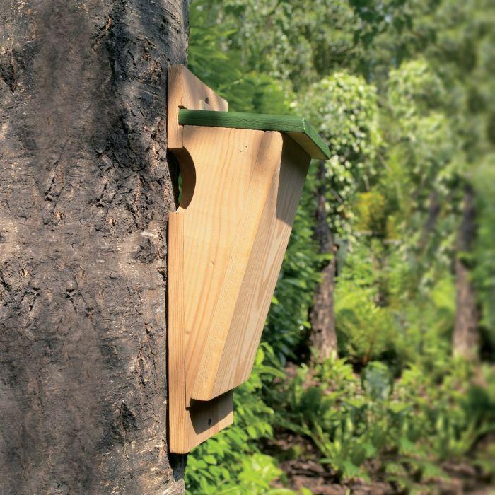 Redekasse til træløber